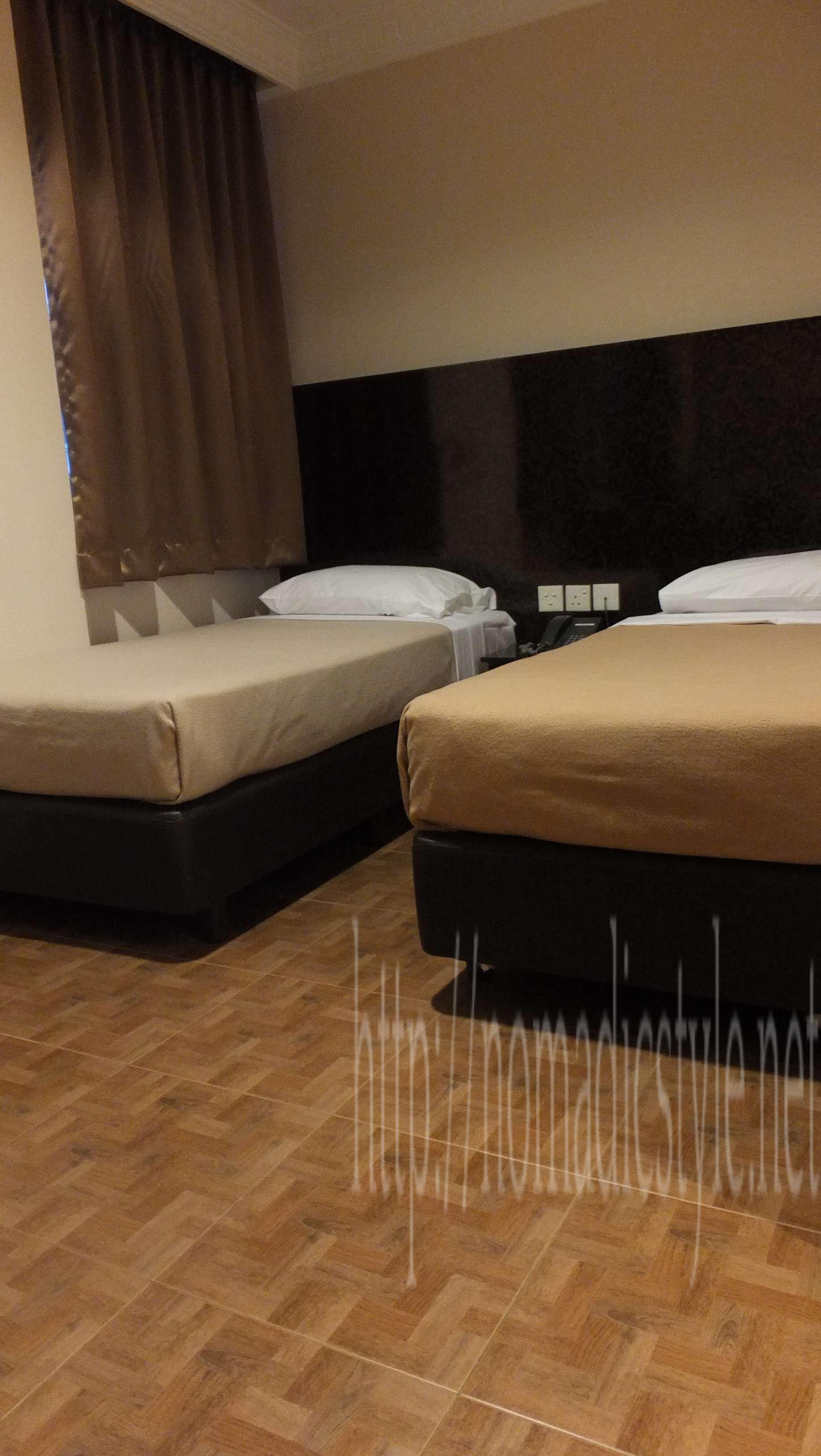 [シンガポール探訪記] Day1-7 フレグランスホテル エメラルド