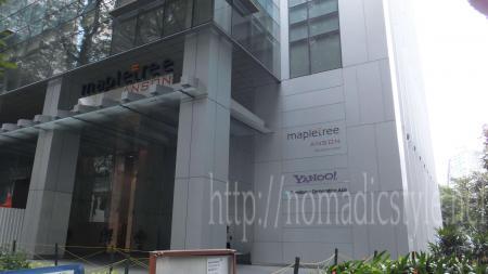 シンガポールのYahoo社