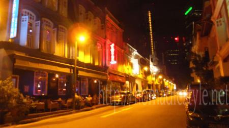 夜のクラブストリート2