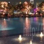 [シンガポール探訪記] Day2-5 フラートンベイ ランタン