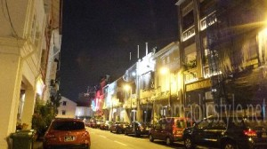 シンガポール クラブストリート