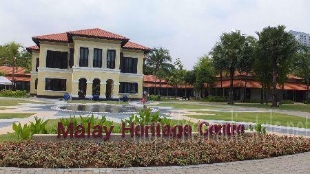 [シンガポール探訪記] Day6-2 マレー・ヘリテージ・センター