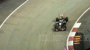 F1 シンガポールGP 2012 予選