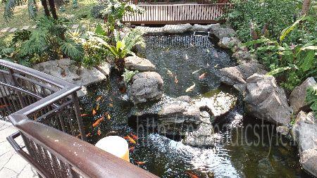シャングリラ ラサ セントーサ リゾート 景観2