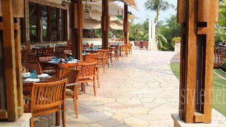 シャングリラ ラサ セントーサ リゾート カフェ