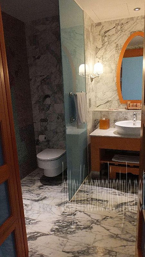 リゾート ワールド セントーサ ホテル マイケル 室内5