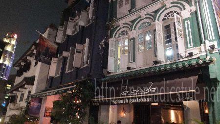 シンガポール クラブストリート 6