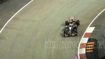 F1 シンガポールGP 予選 3