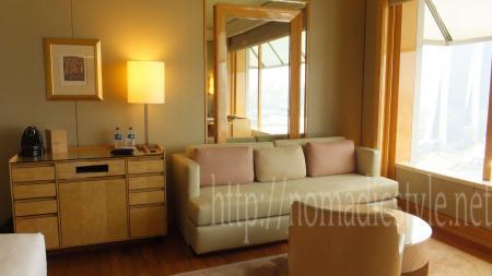 リッツカールトンの部屋2