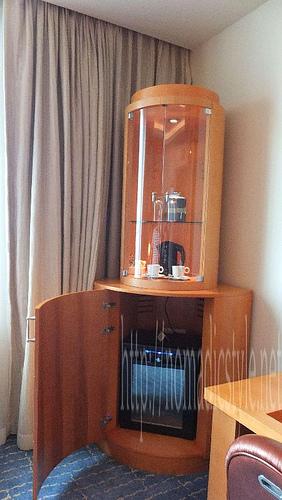 リゾート ワールド セントーサ ホテル マイケル 室内3