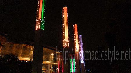 シンガポール boardwalk 夜景 15