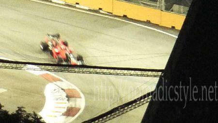 F1 シンガポールGP 予選 6