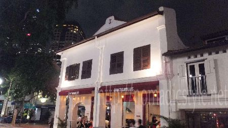 シンガポール クラブストリート 1