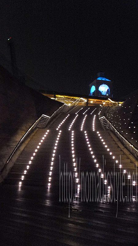 シンガポール boardwalk 夜景 8