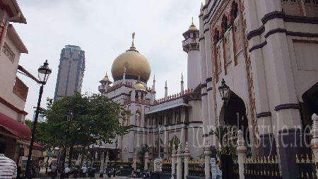 サルタン・モスク 1
