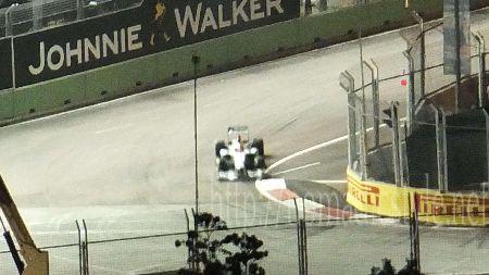 F1 シンガポールGP 予選 5