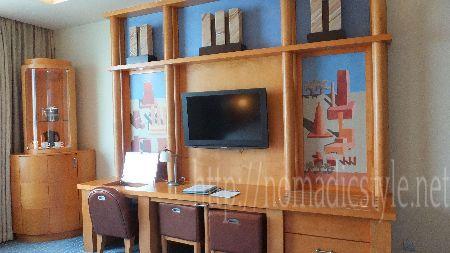 リゾート ワールド セントーサ ホテル マイケル 室内7