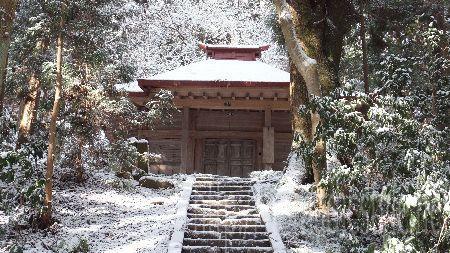 中尊寺 弁天堂