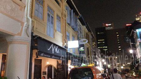シンガポール クラブストリート 8