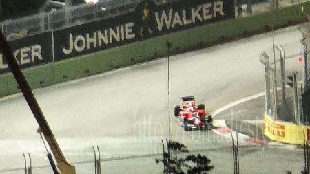F1 シンガポールGP 予選 4