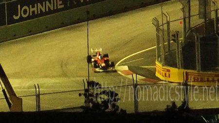 F1 シンガポールGP 予選 9