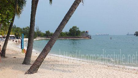 シンガポール セントーサ島 1
