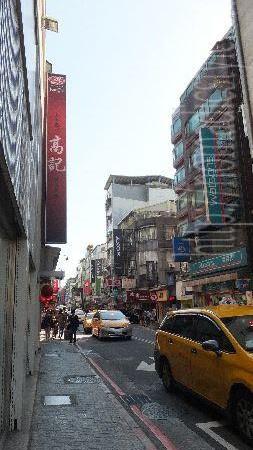 台湾 永康街