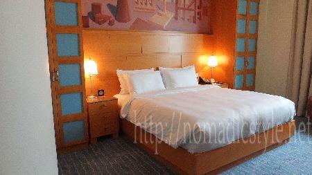 リゾート ワールド セントーサ ホテル マイケル 室内1