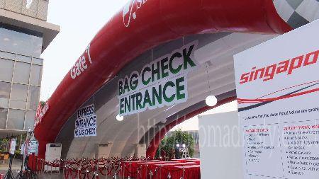 F1 シンガポールGP Gate7_2