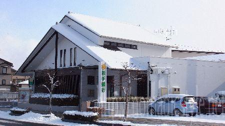 平泉 建築 銀行1