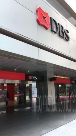 シンガポール DBS銀行 口座開設