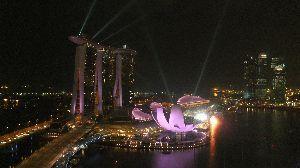 【ホテル】 リッツカールトン シンガポール