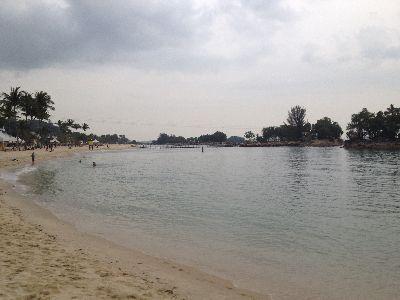 シャングリラのプライベートビーチ2