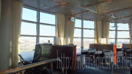 羽田空港 AIRPORT LOUNGE 第2旅客ターミナル4F 2