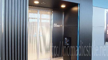 仙台空港 ラウンジ ANA LOUNGE 入口